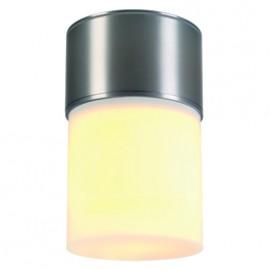 SLV 230720 Rox Acrylic C 20W Brushed Aluminium Outdoor Ceiling Light