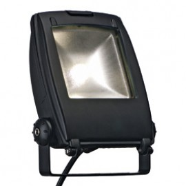 SLV 231151 LED Flood Light 10W 5700K Black Outdoor Ceiling, Wall & Floor Light