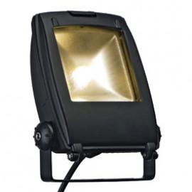 SLV 231152 LED Flood Light 10W 3500K Black Outdoor Ceiling, Wall & Floor Light