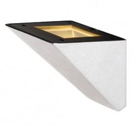 SLV 231711 Keil Wall 42W White Outdoor Wall Light