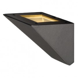 SLV 231715 Keil Wall 42W Anthracite Outdoor Wall Light