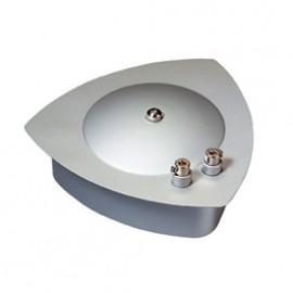 SLV 455309 Manta Toroidal Transformer 300VA Silver Grey