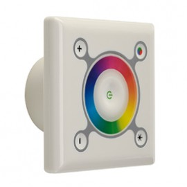 SLV 470700 RGB LED Controller For Wall Mounting White