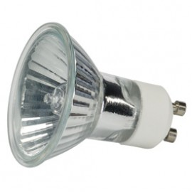 SLV 575360 GU10 Eco Bulb 25W 2800K Energy Saving Halogen Lamp