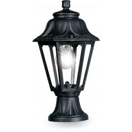 Fumagalli Asbac Anna Mikrolot E27 Pedestal Lantern Wh E22.110.WX.E27