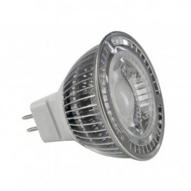 MR16 7W LED warm white 550lm for wire fittings 36 Degree Beam