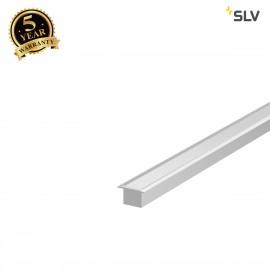 SLV 1000556 GRAZIA 20 Recessed profile endcaps, 2 pcs., alu