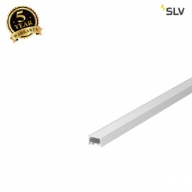 SLV 1000526 GRAZIA 20 LED Surface profile, flat, smooth, 1m, alu