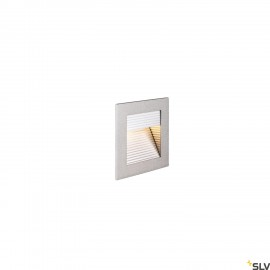 SLV 1000575 FRAME LED 240V CURVE, LED Indoor recessed wall light, 2700K