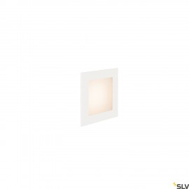 SLV 1000576 FRAME LED 240V BASIC, LED Indoor recessed wall light, 2700K