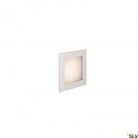 SLV 1000577 FRAME LED 240V BASIC, LED Indoor recessed wall light, 2700K