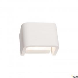 SLV MANA shade 13,5, plaster, white 1000824