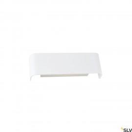 SLV 1000623 MANA shade 29, aluminium, white