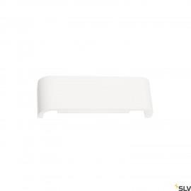 SLV 1000825 MANA shade 30,9, plaster, white
