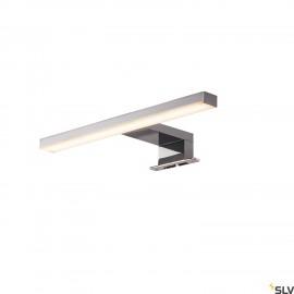 INTALITE 1000777 DORISA LED Mirror light, short, chrome, 4000K, IP44