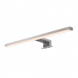 SLV 1000781 DORISA LED Mirror light, long, metal brushed, 4000K, IP44