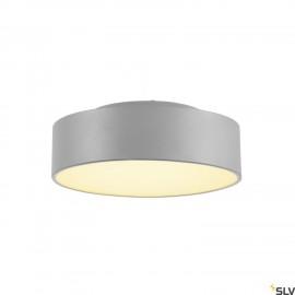 SLV 1000857 MEDO 30 LED, Ceiling luminaire, silvergrey, 1-10V, 3000K