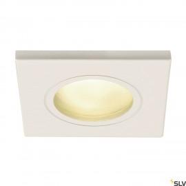 SLV 1001169 DOLIX OUT QPAR51, square, white