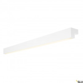 SLV 1001303 L-LINE 120 LED, wall and ceiling light, IP44, 3000K, 3000lm, white