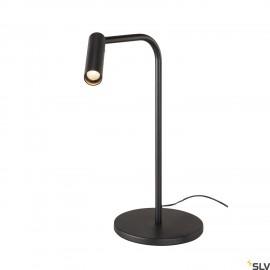 SLV 1001461 KARPO TL, LED Indoor table lamp, black, 3000K