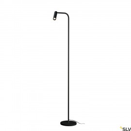 SLV 1001463 KARPO TL, LED Indoor floor stand, black, 3000K