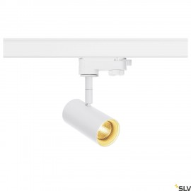 SLV NOBLO SPOT, white, 2700K, 36°, incl. 3-circuit adapter 1001866