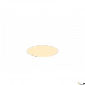 SLV 1001901 MEDO 30 EL, LED indoor recessed ceiling light, frameless version, white, 3000/4000K