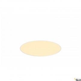 SLV 1001902 MEDO 40 EL, LED indoor recessed ceiling light, frameless version, white, 3000/4000K