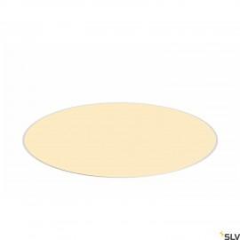 SLV 1001903 MEDO 60 EL, LED indoor recessed ceiling light, frameless version, white, 3000/4000K