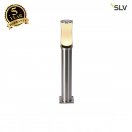 SLV 1001997 BIG NAILS 50 POLE, LED outdoor floor stand, stainless steel 316, IP44, 8.5W