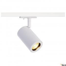 SLV ENOLA_B TRACK SPOT, QPAR51 white, 50W, incl. 1-circuit adapter 1002111