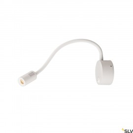 SLV 1002117 DIO FLEX PLATE, WL, LED indoor display fitting, white, 2700K
