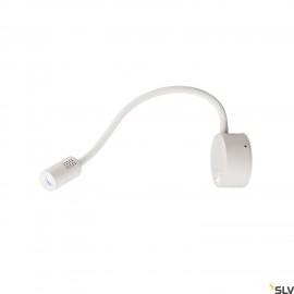 SLV 1002119 DIO FLEX PLATE, WL, LED indoor display fitting, white, 4000K