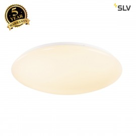 SLV 1002134 LIPSY 50 VALETO® CW, LED Indoor surface-mounted wall and ceiling light, white, 31W