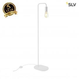 SLV 1002145 FITU WL, indoor floor stand, E27, white, max. 24W
