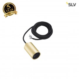 Intalite 1002167I FITU PD, indoor pendant, E27, soft gold, max. 60W, 2.5m