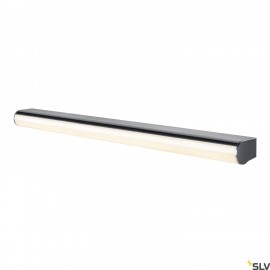 SLV 1002192 MARYLIN, LED Outdoor surface-mounted wall light, chrome, IP44, 3000K, 21W