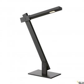 SLV MECANICA PLUS TL, indoor LED table lamp, 2700-6500K, black 1002404