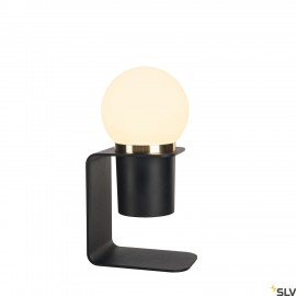 SLV TONILA mobile rechargeable battery powered light, black, dimmable in 3 stages, 2700K 1002583