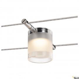 SLV COMET Grey 12v Wire Light 2700K 1002690