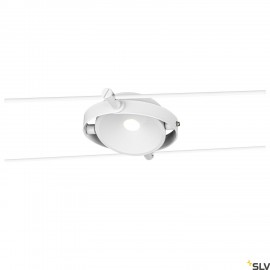 SLV DURNO cable luminaire for the TENSEO low voltage cable system 2700K white 1002862