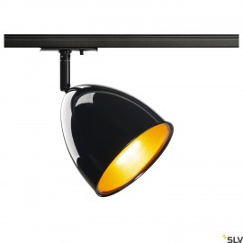 SLV PARA CONE 14 QPAR51 1-circuit Track Light black/gold 1002873