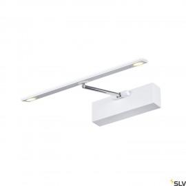 SLV RETRATO LED wall light 3000K white 1002960