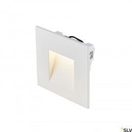 SLV MOBALA recessed wall light 3000K white 1002982