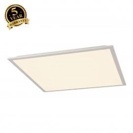 SLV LED PANEL 620x620 LED recessed ceiling light white 3000K / 4000K 1003072