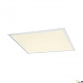 SLV LED PANEL 620x620 LED recessed ceiling light white 4000K 1003074