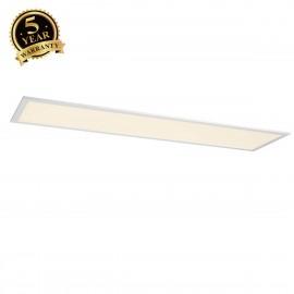 SLV LED PANEL 300x1200 LED recessed ceiling light white 3000K / 4000K 1003075