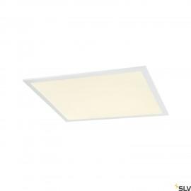 SLV LED PANEL 600x600 LED recessed ceiling light white 4000K 1003084