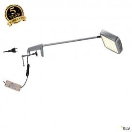 SLV DISPLAY Indoor LED display light silver 3000K 1003493
