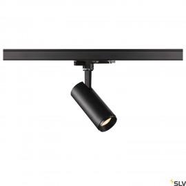 SLV NUMINOS DALI Dimmable S 3 phase system light black/black 2700K 24° 1004362